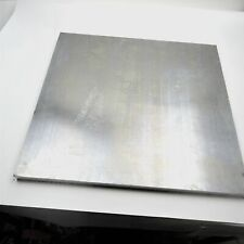 "1.75"" thick 1 3/4 Aluminum 6061 Plate 13.875"" x 15.375"" Long sku 180218"