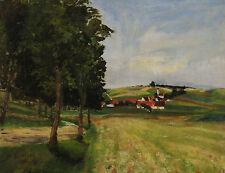 Max ZETTLER (1886-1926) - Münchner Umland