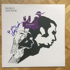 Chilly Gonzales Solo Piano Signed Vinyl LP, Autogramm