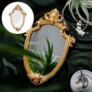 Decorative Wall Mirror, Vintage Hanging Mirrors for Bedroom Living-Room Decor,