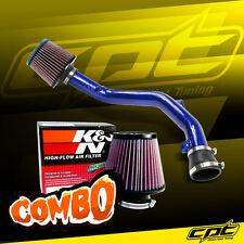99-05 VW Jetta GLS/GLX/GLI V6 2.8L Blue Cold Air Intake + K&N Air Filter