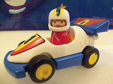 Playmobil Race Car Pre School Set