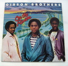 GIBSON BROTHERS..........ON THE RIVIERA..............LP