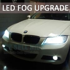 BMW E90 HIGH POWER H8 FOG LIGHT LED DRL BULBS CANBUS ERROR 27 SMD