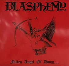 Blasphemy - Fallen Angel Of Doom LP - Picture Disc - NEW COPY - Sodomizer