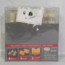 Set of 11 Wax Flameless Candles - Variety Pack