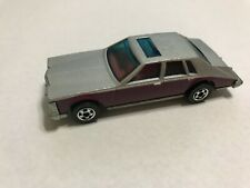 1980 Hot Wheels Cadillac Seville Hk