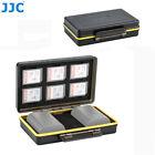6 SD Card 2 Camera Battery Case Box fr Canon EOS R 6D II 5D IV III 80D 70D 60D