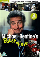 MICHAEL BENTINES POTTY TIME - THE COMPLETE SECOND SERIES - DVD - REGION 2 UK