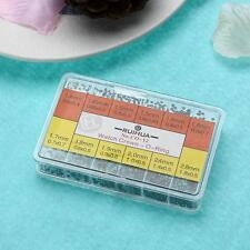 Black Mini Small Rubber Washer O-Ring Watch Crown Waterproof Repair Tools Kit
