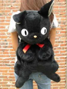 Black Cat Plush Bag Jiki Delivery Service Backpack Toy Gift