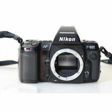 Nikon F-801 SLR Spiegelreflexkamera / Gehäuse / Body / F801 AF Kamera