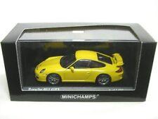 Porsche 911 GT3 (jaune vitesse) 2009