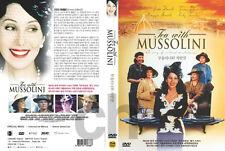 Tea With Mussolini (1999) - Franco Zeffirelli, Cher, Judi Dench  DVD NEW