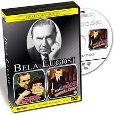 Bela Lugosi Double Feature:The Corpse Vanishes & Invisible Ghost - NEW DVD!