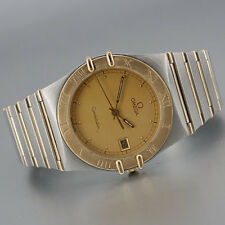 OMEGA Constellation Stahl/18k Gold Ref.396.1070 Quarz Ø32,5mm