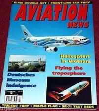 Aviation News 2007 February SR-71A Blackbird,Fleet Air Arm