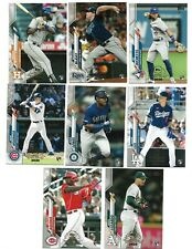 2020 Topps Chrome Topps Update Preview 8-Card ROOKIE SET Bichette-Lux-Lewis Qty