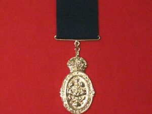 FULL SIZE KAISAR I HIND MEDAL SILVER VERSION MUSEUM COPY MEDAL