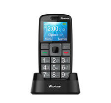 "BNIB  Binatone M312 Big Button GSM Mobile Phone 1.77"" Screen With SOS Button"