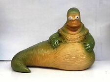homer simpson parody star wars jabba the hutt  mexican toy resin