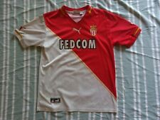 MAILLOT AS MONACO SHIRT ANCIEN TAILLE L