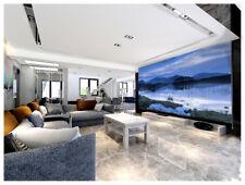 3D Sky Landscape 72 Wallpaper Mural Paper Wall Print Wallpaper Murals UK Lemon