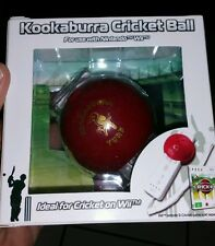 Kookaburra Cricket Ball for Nintendo WII  Brand New - FAST POST (B1)