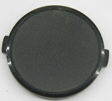 62mm Front Snap On Lens Cap Unbranded Textured Used Z144