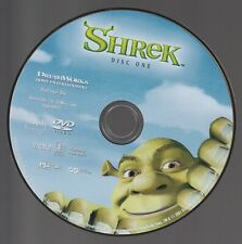 Shrek 1 Original Mike Myers Eddie Murphy Special Edition Dvd Disc Only