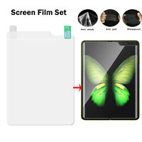 Full TPU Film Cover Protective Phone Anti-scratch Screen for Samsung Galaxy Fold