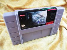 Final Fantasy IV 4 (English) SNES Super Nintendo FF4 FFIV New