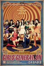 SNSD GIRLS' GENERATION [HOOT] 3rd Mini Album CD+Photobook+Card+Sticker SEALED