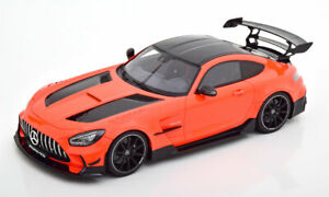GT Spirit 2021 Mercedes Benz AMG GT-R Black Series Orange LE1400 1/18 Scale New!