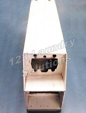 Washer Coin Slide Coin Op Meter Case White For Ge P/N: Wh42X2508 Used