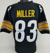 Heath Miller Signed Autographed Jersey TSE COA Pittsburgh Steelers Football