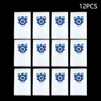 12pcs Vacuum Cleaner Bags For Miele 3D GN COMPLETE C2 C3 S2 S5 S8 Vacuuming Bag