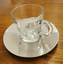 Nespresso, Espresso Coffee Cup And Saucer.