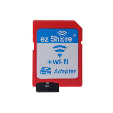 EZ Share WiFi SD Card Micro Adapter Wireless Up To 32G Memory Card TF MicroSD US