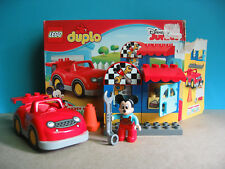 Duplo Disney Junior Micky Maus Clubhouse Set 10829 Mickey's Service Station OVP