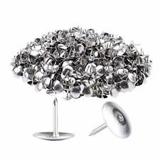 800 Pack Steel Thumb Tackssliver Thumb Tack Flat Head Push Pin Push Pins For