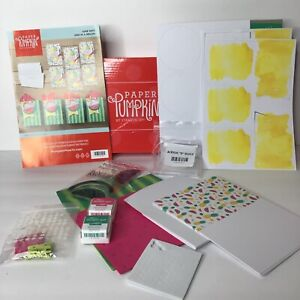 Paper Pumpkin by Stampin' Up ONE IN A MELON June 2017 Refill Kit Picnic Gift Bag