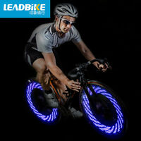 New Cycling Lights Colorful Bike Bicycle Tire Wheel Light with 7 Flashing LED