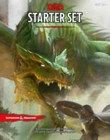 Dungeons and Dragons DnD Starter Set: Fantasy Roleplaying Game (0786965592)