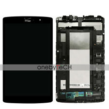 LG G Pad X 8.3 LTE VK815 LCD Display Touch Digitizer Screen Assembly with Frame