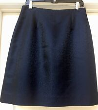 Isabel Ardee Royal Blue Lined Skirt , Size 12. Beauty!