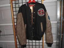 NOS Kawasaki Vintage Men's L 1961-91 Z1 H2 WZ A7 A1 ZX GPZ 25 Anniversary Jacket