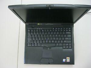 Windows 98SE Laptop Dell Latitude C840 LCD 1600x1200