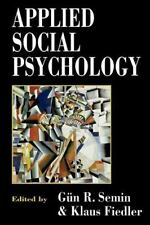 Applied Social Psychology by