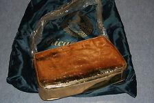 Rarrität Handtasche von Ricarda M. NEU gold